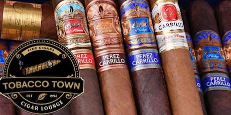 E.P. Carrillo Cigar Co. tickets
