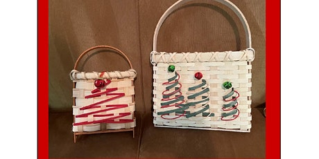 Holiday Tree Basket Class tickets