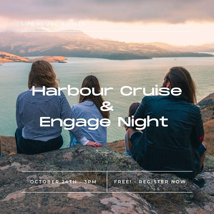 Young Adults Cruise and Engage Night image