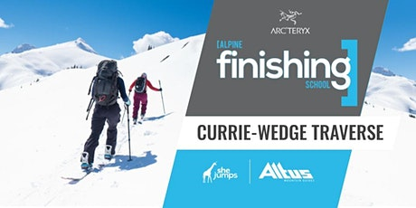 2022 SheJumps Alpine Finishing School: Mt Currie to Wedge Traverse tickets