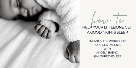 How to help your child get a good nights sleep. tickets