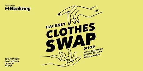 LOANHOOD: Hackney Clothes Swap tickets