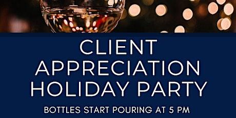Customer Appreciation Holiday Party tickets