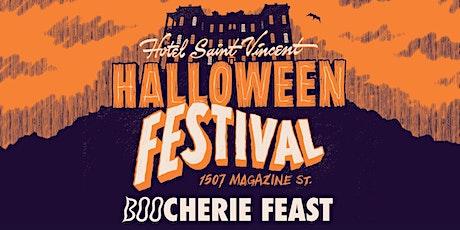 Halloween BOOcherie Feast - Hotel Saint Vincent Courtyard tickets