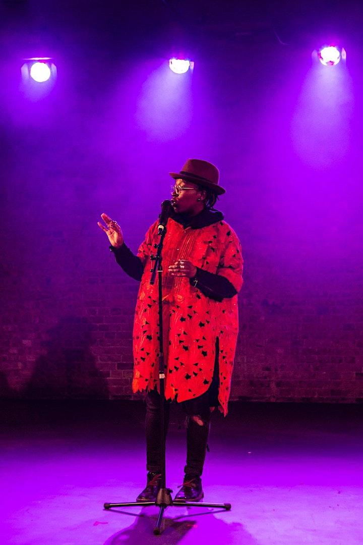 Lokkhi Terra with Dele Sosimi + St Chris Afrobeat Collective + Adae image