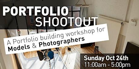 Portfolio Shootout For Models & Photographers tickets