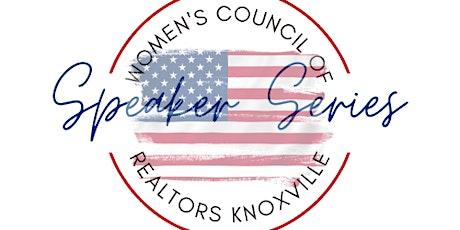Women's Council of REALTORS Speaker Series - Keni Thomas tickets