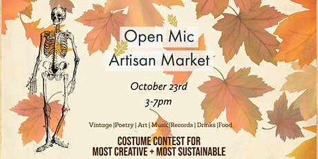 Open Mic Artisan Market tickets