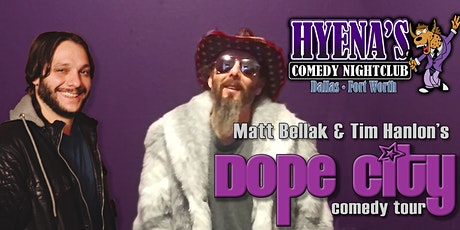 FREE TICKETS | DALLAS HYENAS COMEDY CLUB | 10/23 9:30PM tickets