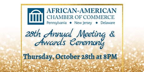 AACC 28th Annual Meeting & Awards Ceremony tickets