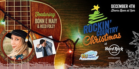Rockin' Country Christmas benefiting Volusia County Toys for Tots tickets