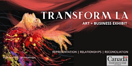 Transform LA 2021 - Reconciliation In and Through the Arts tickets