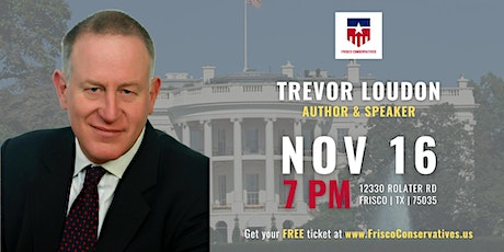 Exposing the Enemy Within with Trevor Loudon tickets