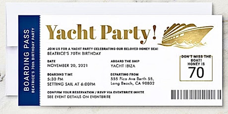 Beatrice's 70th Birthday Party tickets