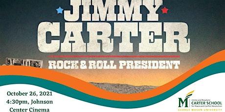 Documentary Movie Premier- Jimmy Carter: Rock & Roll President tickets