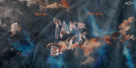 Take Back Revival tickets