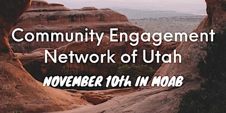 Community Engagement Network of Utah - Moab Meeting tickets