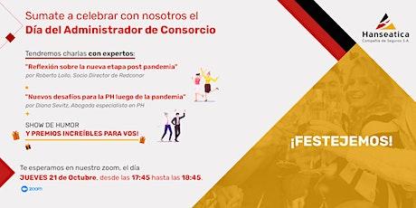 Evento exclusivo: Día del Administrador de Consorcios entradas