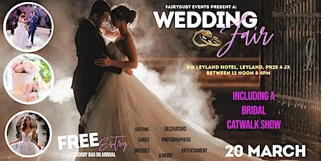 Wedding Fayre at the Best Western Leyland Hotel tickets