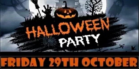 Warton's Halloween Party tickets