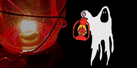 6-Hour Ghost Hunt Red Lantern B&B tickets