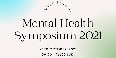 Mental Health Symposium tickets