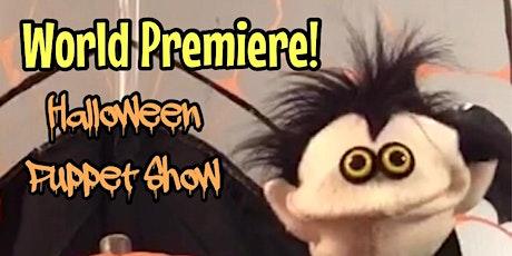 Halloween Puppet Show tickets