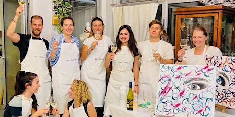 Art-Tasting - Kreativität und Verkostung: Warmer Regen & erlesene Weine tickets