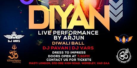 Diyan: Diwali Ball 2021 tickets
