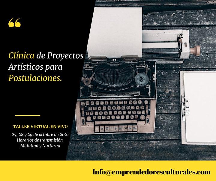 Imagen de Fondos Perdidos para Proyectos Artísticos, Culturales y Creativos