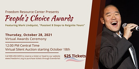 Freedom Resource Center Presents:  People's Choice Awards tickets