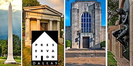 Cemeteries Of Dallas Fall Tour tickets