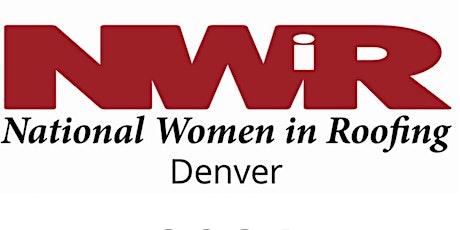 NWiR Denver November Meeting tickets