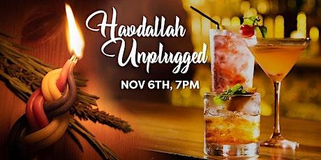 Havdallah Unplugged tickets