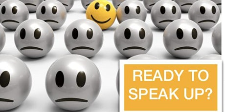 ON THE SPOT: Impromptu Speaking Workshop tickets