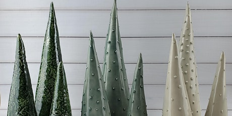 Christmas Trees Pottery Workshop tickets