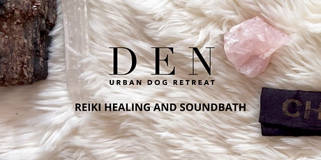 Dog Costume Contest with Reiki Healing and Sound Bath tickets