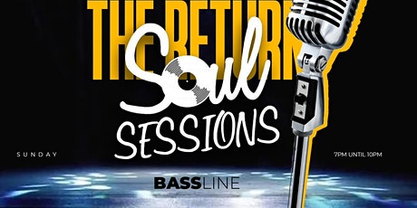 Soul Sessions Chi - The RETURN (Live Music, Spoken Word & More) tickets
