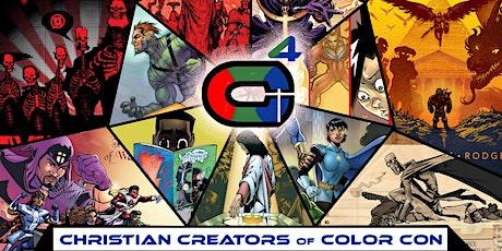 Christian Creators of Color Con tickets