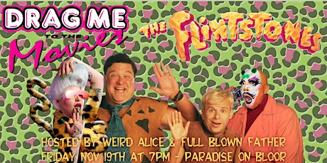 DRAG ME TO THE MOVIES presents THE FLINTSTONES tickets