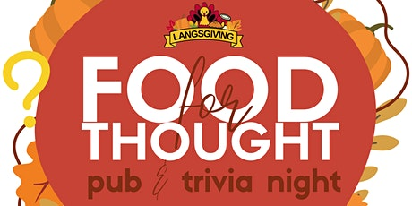 Langsgiving Pub & Trivia Night tickets