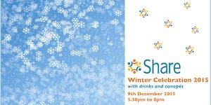 Share Winter Celebration – December 2015