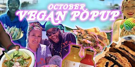 October Vegan Popup! tickets