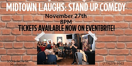 Midtown Laughs: Stand Up Comedy at Midtown Bar tickets
