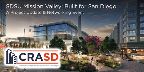 SDSU Mission Valley: Built for San Diego (Featuring Gina Jacobs) tickets