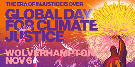 Wolverhampton COP26 Climate Justice Action Planning tickets