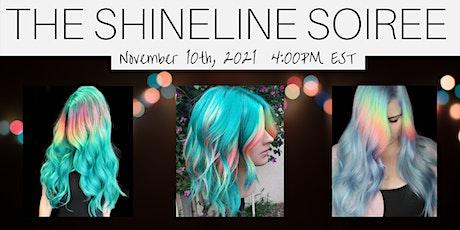 The Shineline Soiree   Rainbow Hair Virtual Class tickets