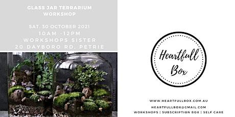 Glass Jar Terrarium Workshop tickets