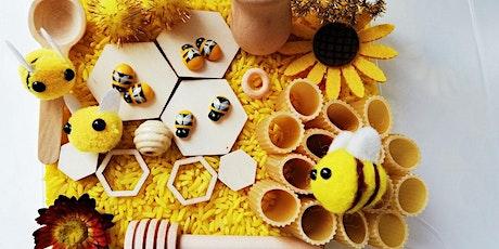 Busy Bee Sensory Bins - Autism Ontario Windsor-Essex Chapter tickets