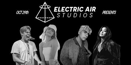 Electric Air Studios Presents Raquel Lily & Friends tickets